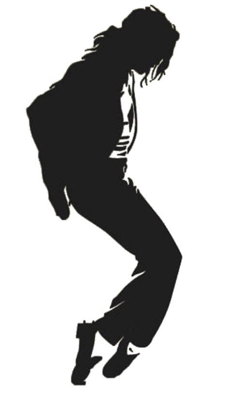 マイケル-ジャクソン-シルエット壁飾り-ビニール-ステッカー-ホーム-デコレーションリビングルーム-の壁写真壁の紙壁画